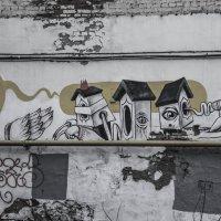 городской арт фрагмент :: Svetlana AS