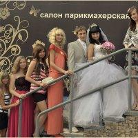 Очередь в парихмахерскую :: Дмитрий Конев