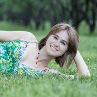 Летняя Наташа :: Полина Суязова