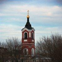 Храм Троицы Живоначальной в Борисово :: Alex Sash