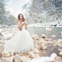 зимняя сказка :: Мария Назарова