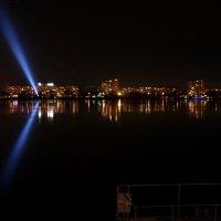 ночной Днепропетровск :: Сергей Шуплецов