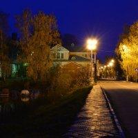 Ночная тишина :: Михаил Смуров