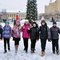 В  Новый  год. :: Анатолий