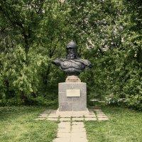 Памятник Юрию Долгорукому :: Алексадр Мякшин