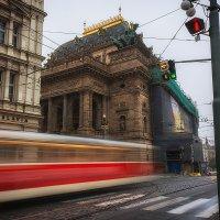 5:54AM. Трамвай желаний. :: Андрей Пашков