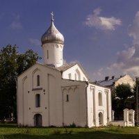 Церковь Прокопия. :: Сергей Исаенко