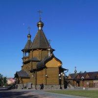 Храм Великомученика Георгия Победоносца в Белгороде. :: Oleg4618 Шутченко