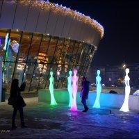 ТРЦ Dostyk Plaza в Алма-Ате. :: Anna Gornostayeva