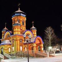 Храм в честь иконы Божией Матери ,,Умиление,, :: Валерий Рыжов