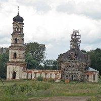 Разушить красоту легко, восстановить - трудно! :: Андрей Синицын
