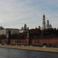 Москва,Кремль :: Александр Качалин