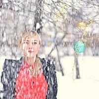 Снежок :: DaRiA V