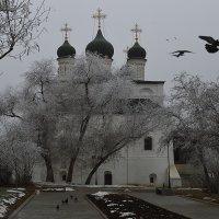 Троицкий собор. из серии зимние виды Астраханского кремля. :: Алена Рыжова