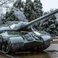 Ледяная бахрома :: Александр Хорошилов