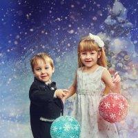 новогоднее настроение :: Vadim Ivannicov
