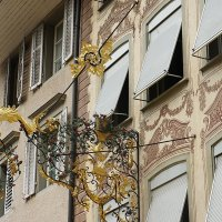 Расписные домики – только успевай снимать! :: Елена Павлова (Смолова)