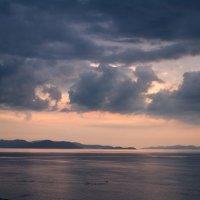 Закат перед бурей :: Lidiya Oleandra