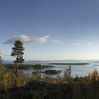 Белое море Кандалакшский залив :: Владимир