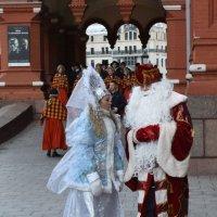 Москва перед Новым Годом :: Алексей Казаков