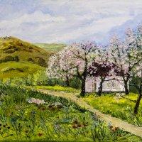 Весенний пейзаж :: Дмитрий Потапкин