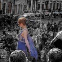 Piazza di Spagna :: Valery