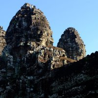 Камбоджа. Храм Байон. XII век. :: Rafael
