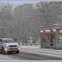снегомокропад :: Natalia Mihailova
