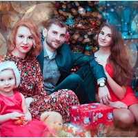 Новый год 2015 :: Любовь Зуенко