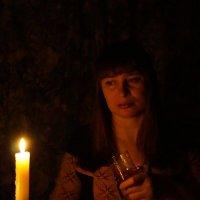 Одинокий ужин :: Роман Маркин
