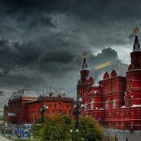 Исторический музей в Москве :: Борис Соловьев