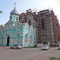 Возрождение Троицкого собора... :: Андрей Синицын