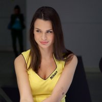 взгляд или портрет модели :: Олег Лукьянов