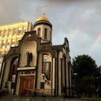 Церковь :: Виктория Чурилова