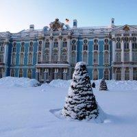 Екатерининский дворец :: Самохвалова Зинаида