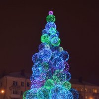 Новогодний Омск :: Savayr
