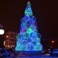 Омск-новогодний :: Savayr