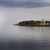 Озеро Ильмень  Великий Новгород :: Алексей Оводов