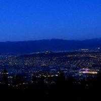 Тбилиси ночью :: Наталья (D.Nat@lia) Джикидзе (Берёзина)
