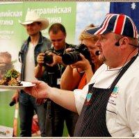 Стейк по- австралийски от шеф повара :: Николай Дони