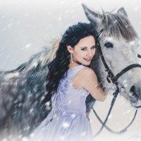 Зимняя сказка :: Vitaly Shokhan