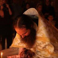 Таинство Крещения :: Детский и семейный фотограф Владимир Кот