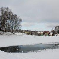 Ранняя зима :: Наталья Золотых-Сибирская