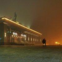 Огни города :: Виктор Четошников