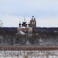 Церковь Рождества Христова. Погост Ломин. :: Konstantine Kostyuchenko
