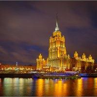Гостиница Украина :: Валерий Шейкин