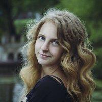 Улыбка :: Юлия Крупенина
