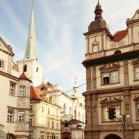 По улочкам Праги :: Larisa Ulanova
