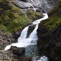 Водопад Кьосфоссен. :: Ольга