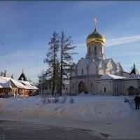 Звенигород. Саввино-Сторожевский монастырь :: Надежда Лаврова